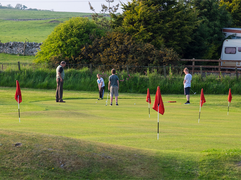 Pitch n putt for all the family